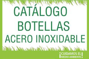 Catálogo Botellas Acero Inoxidable