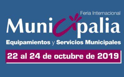 CICLO VERDE EN MUNICIPALIA 2019