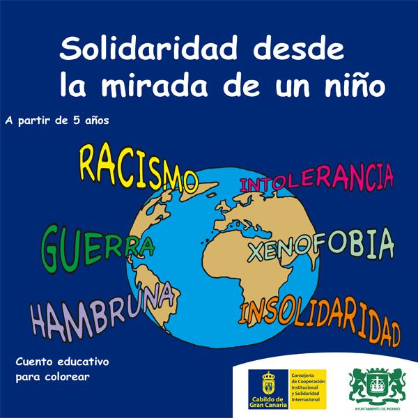"""""""Solidaridad desde la mirada de un niño"""""""